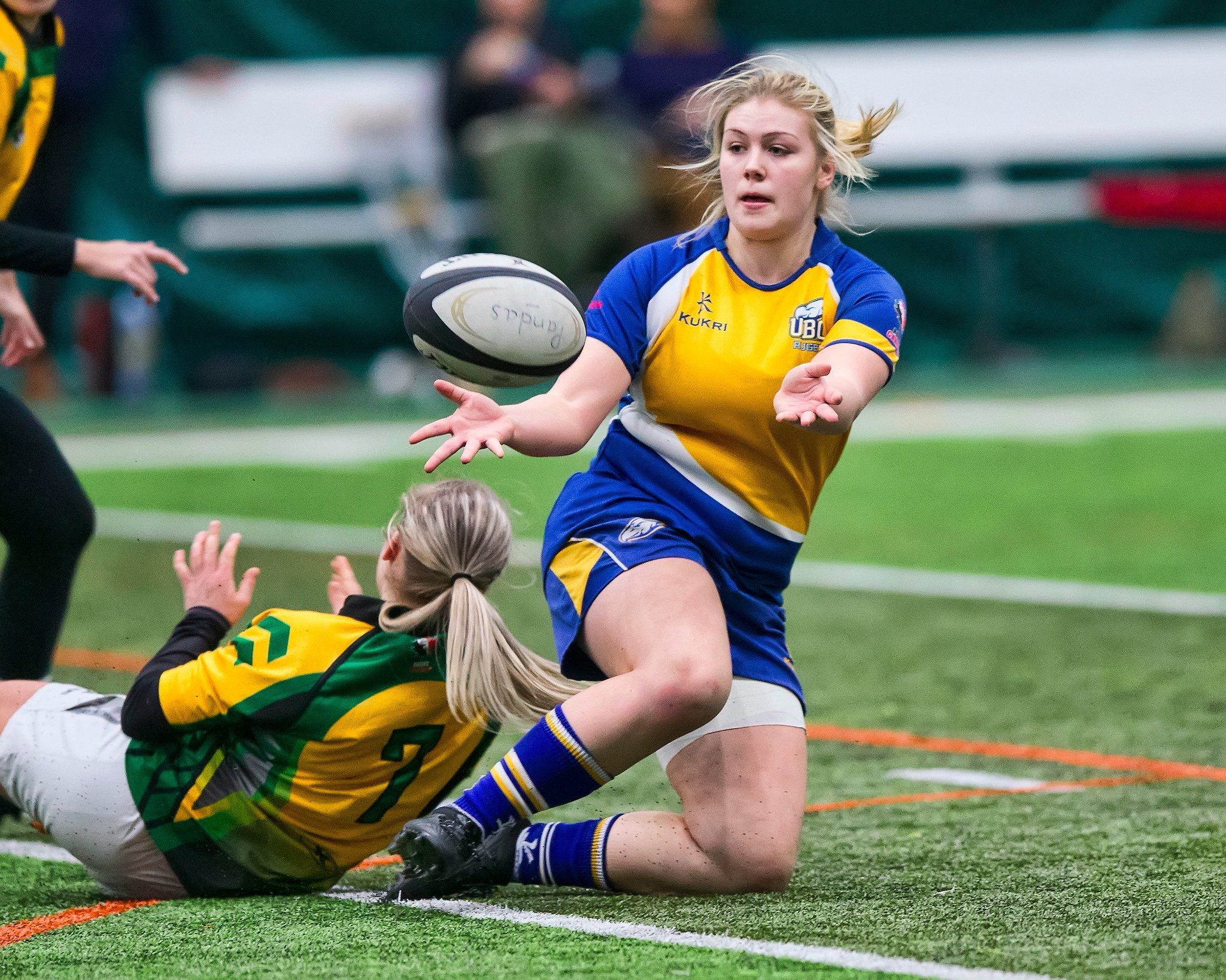 Mackenzie Carson George Jones Scholarship 2017 Canadian Rugby